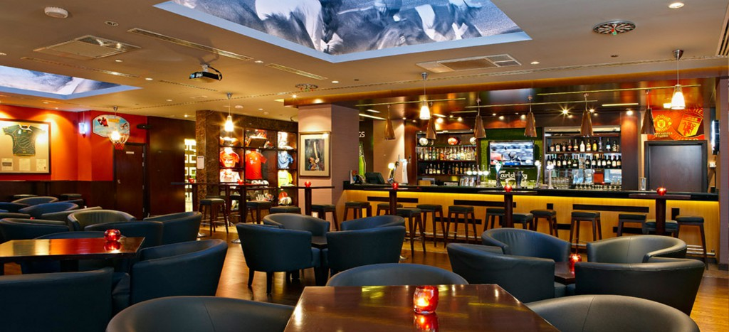 Beau B Changeu0027s Pick: The Top 10 Bars/Lounges In Dubai To Watch World