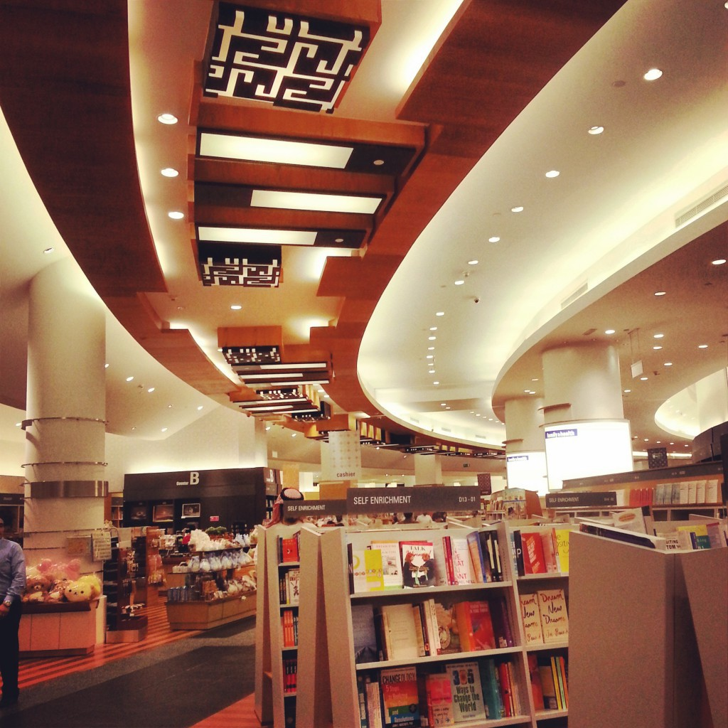 Could You Spend A Whole Day In Kinokuniya
