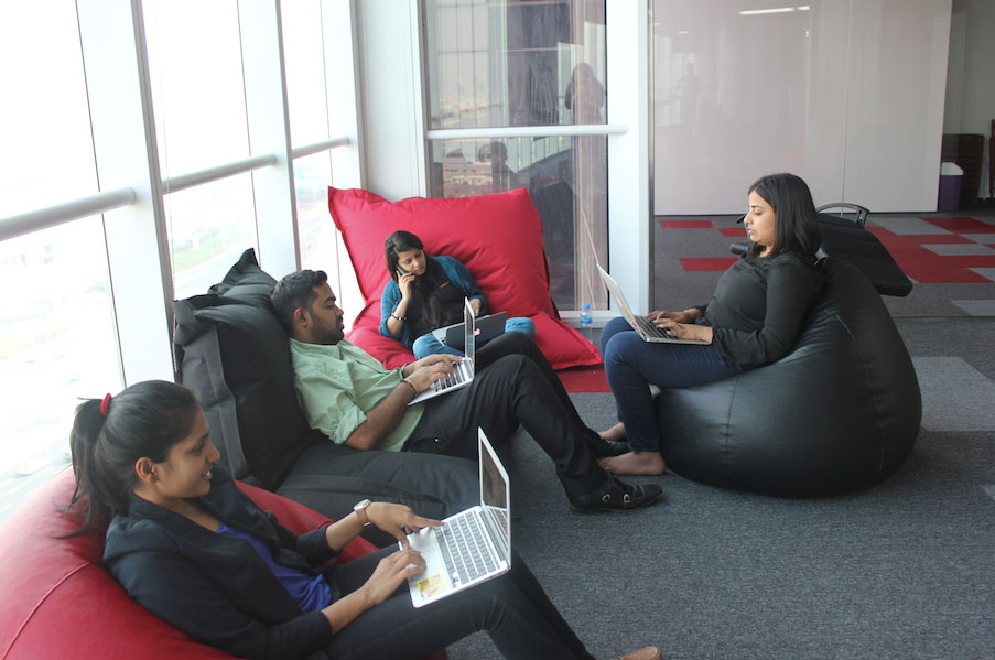 Growth Work Culture And Challenges At Zomato Dubai B Change