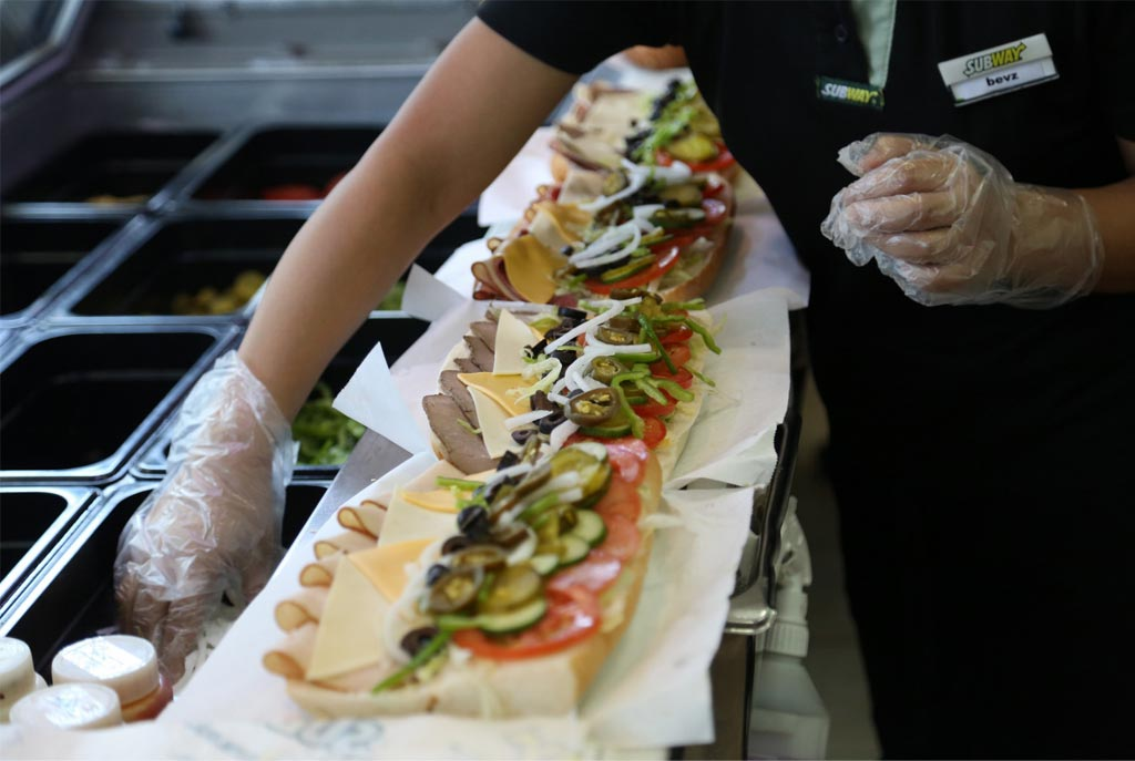 How To Order A Better Subway Sandwich B Change