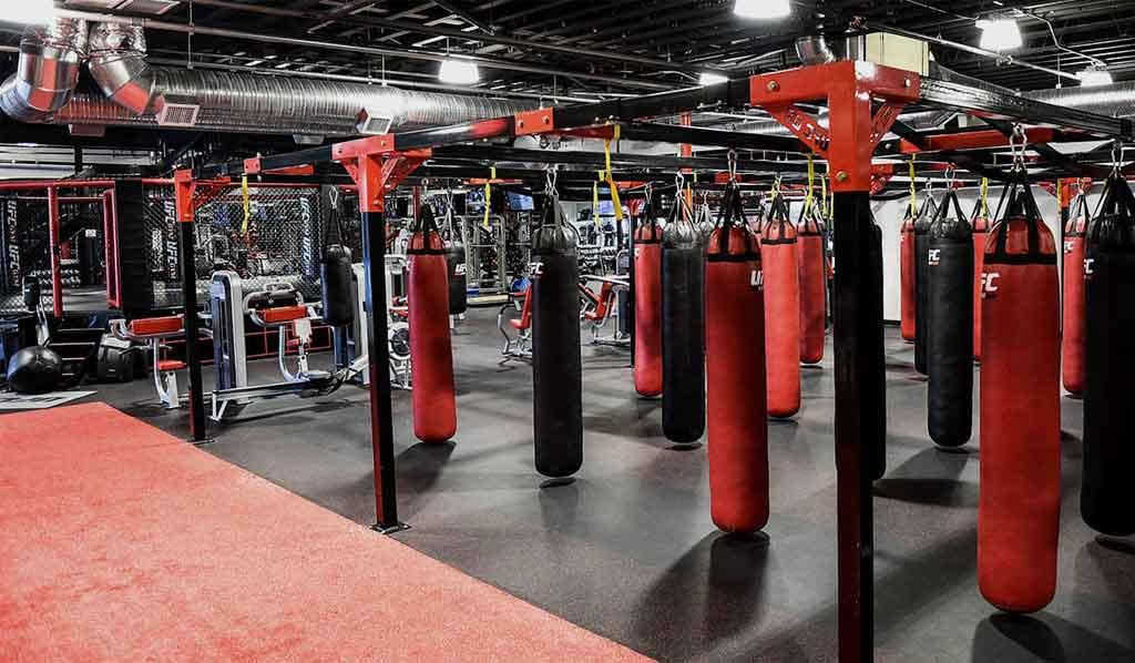 Launching ufc gym in dubai b change