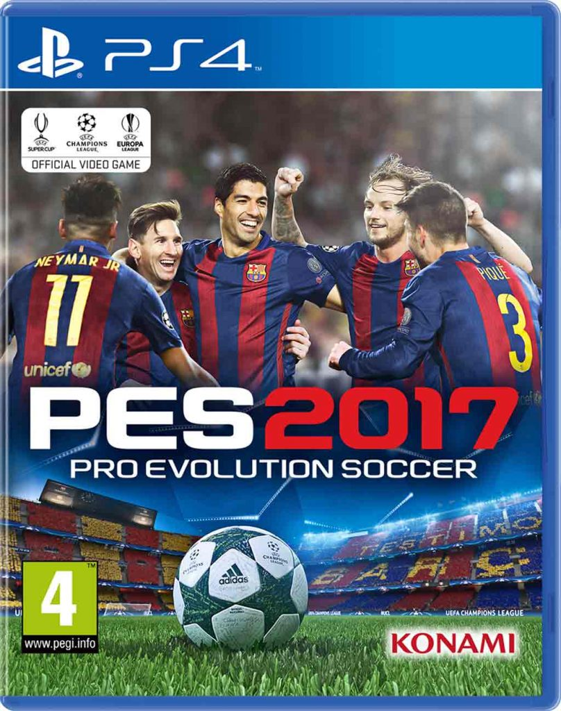 PES 2017 Review