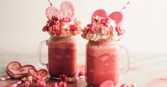 pink-smoothies