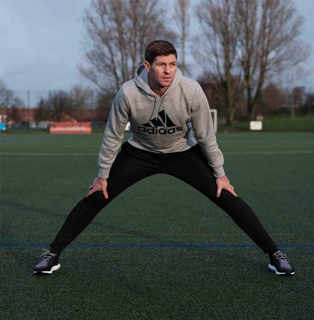 True Legend 35 Trophies Gorashfordutd Liverpool Legend: Meet Steven Gerrard In Dubai