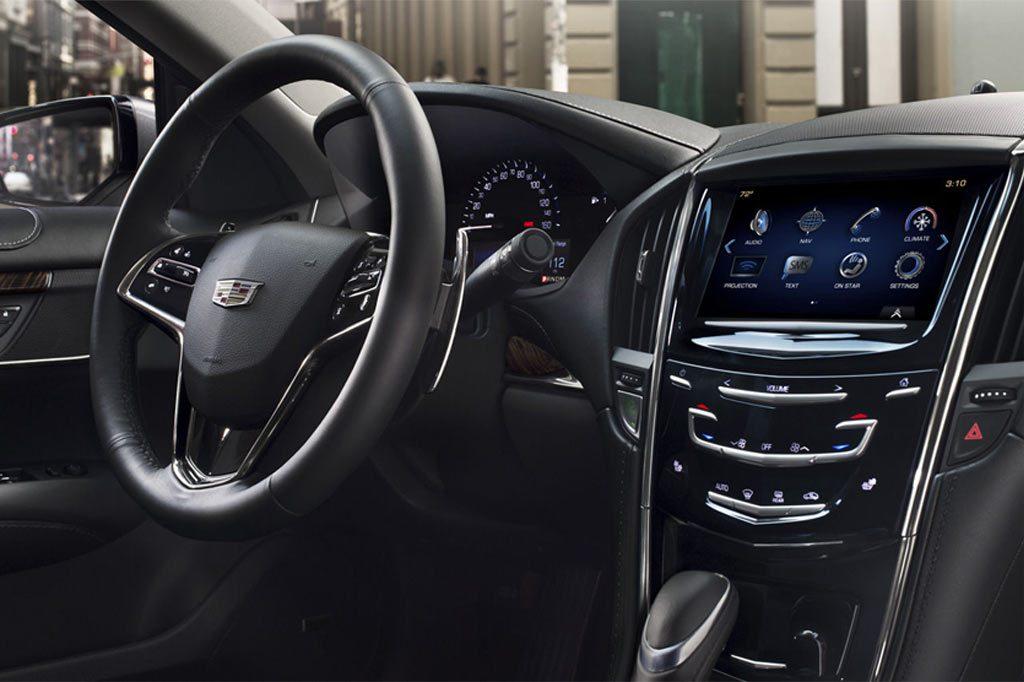 Cadillac ATS Coupe 2017