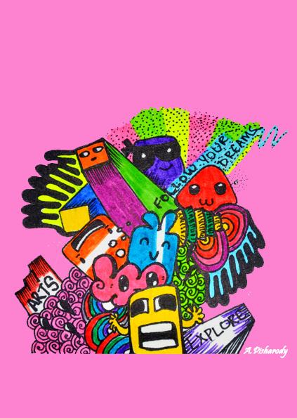 Illustration by Anjana Pisharody