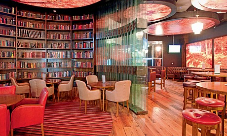 B-Change's Pick: The Top 10 Bars/Lounges in Dubai to Watch World Cup 2014, by Shakeb Nezam