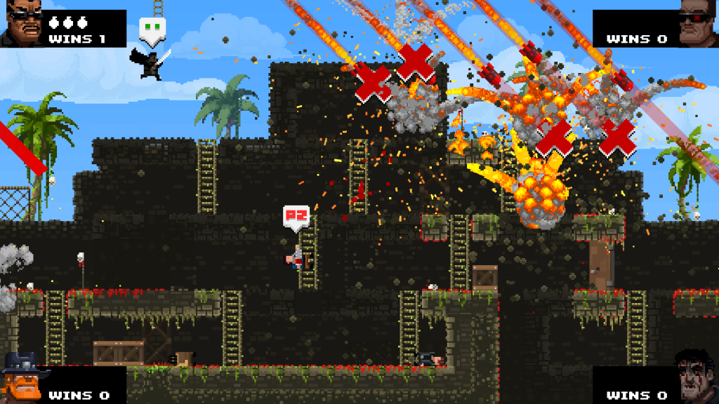 Game Review: Broforce, By Jafar Rizvi