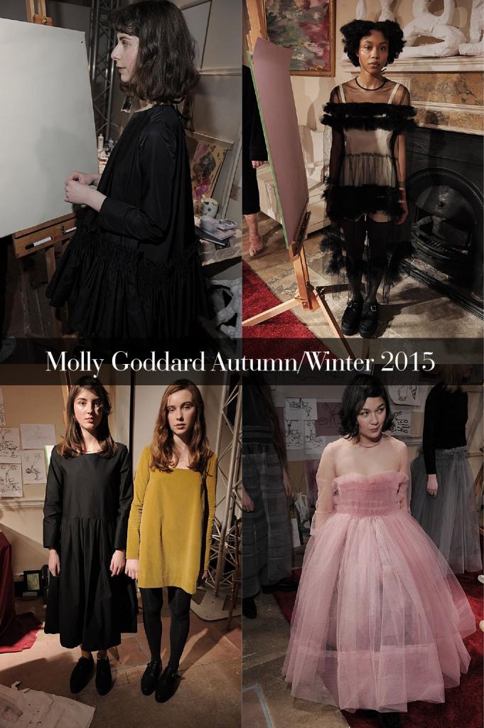 Molly Goddard Autumn Winter 2015-01
