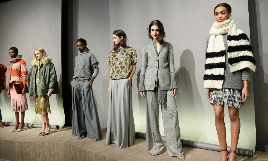 NYFW JCrew (womenswear)