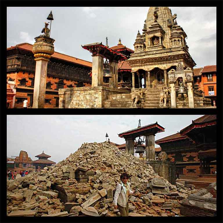 The Nepal earthquake: Did You Feel The Repercussions?