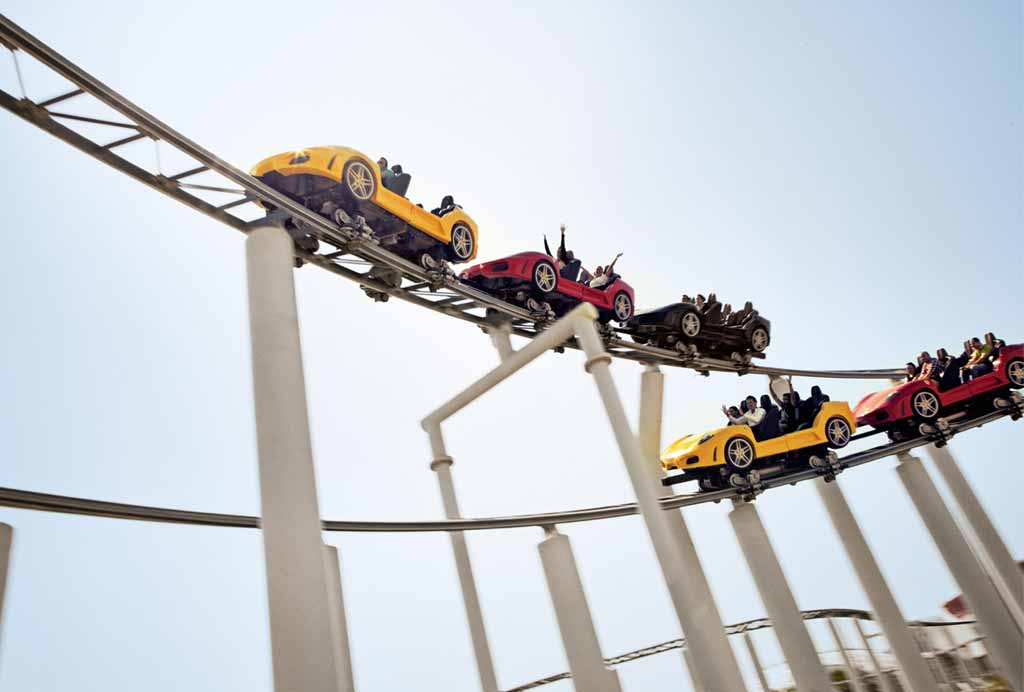 5 Offers At Yas Marina Circuit That Will Pump Up Your Adrenaline