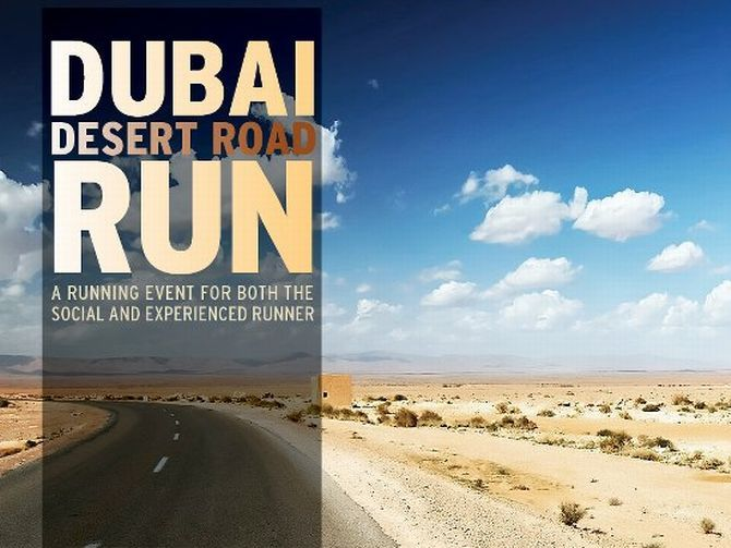 Image Source: http://www.dubaicalendar.ae/en/event/events/dubai-desert-road-run-april-2013.html
