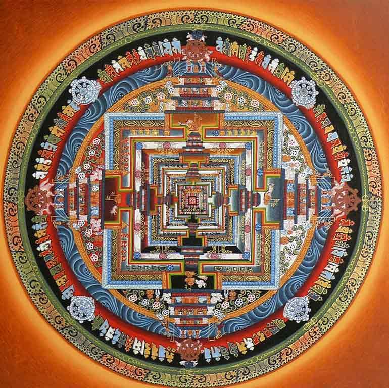 Mandalas: Exploring The Buddhist Art Of Impermanence & Meditation