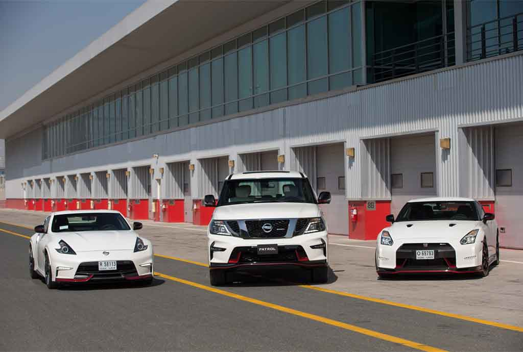 Take a look at all the different NISMO's launched
