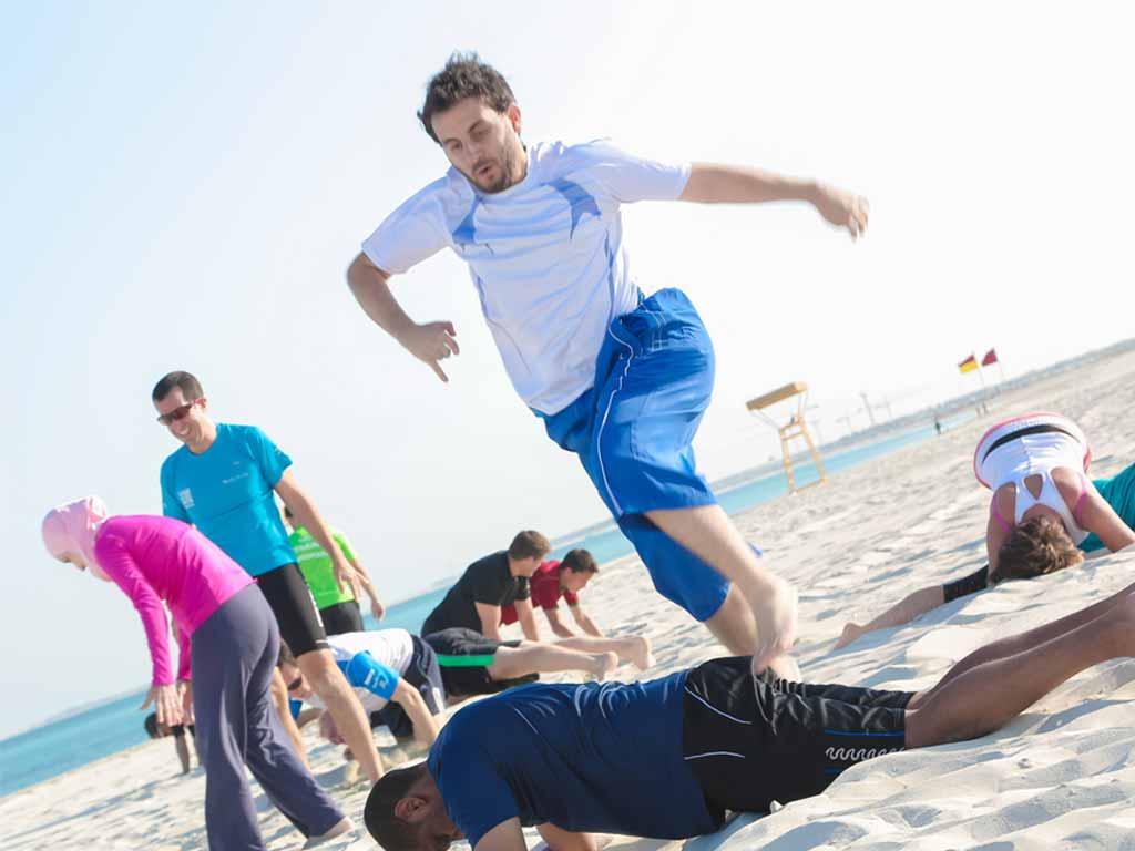 beach-race