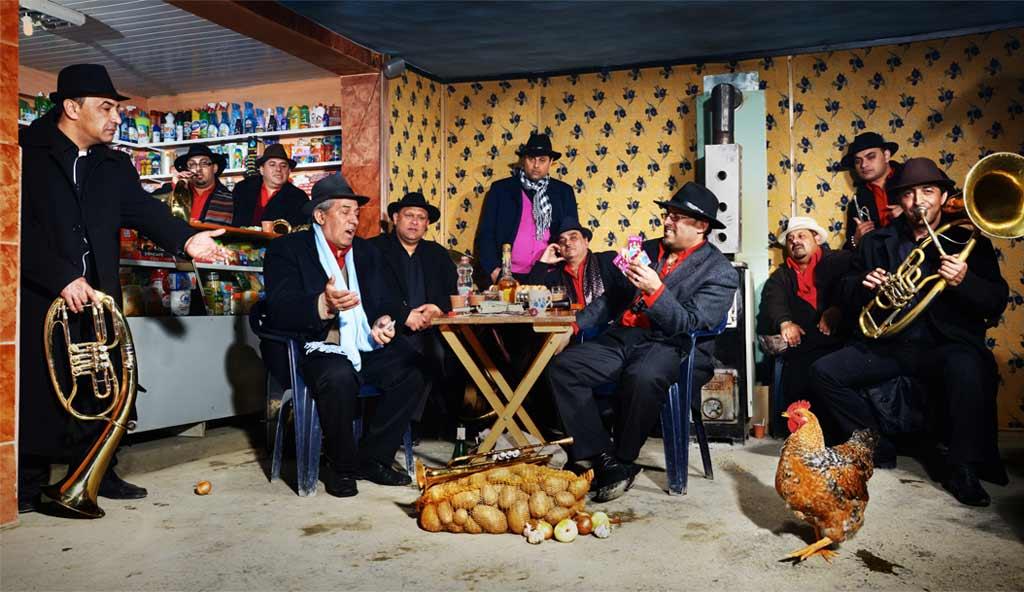 """Fanfare Ciocarlia (February 28) will bring their legendary """"wall of sound"""""""