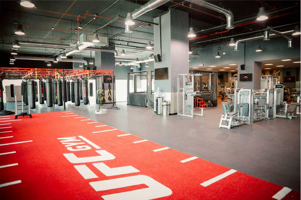 UFC Gym Dubai