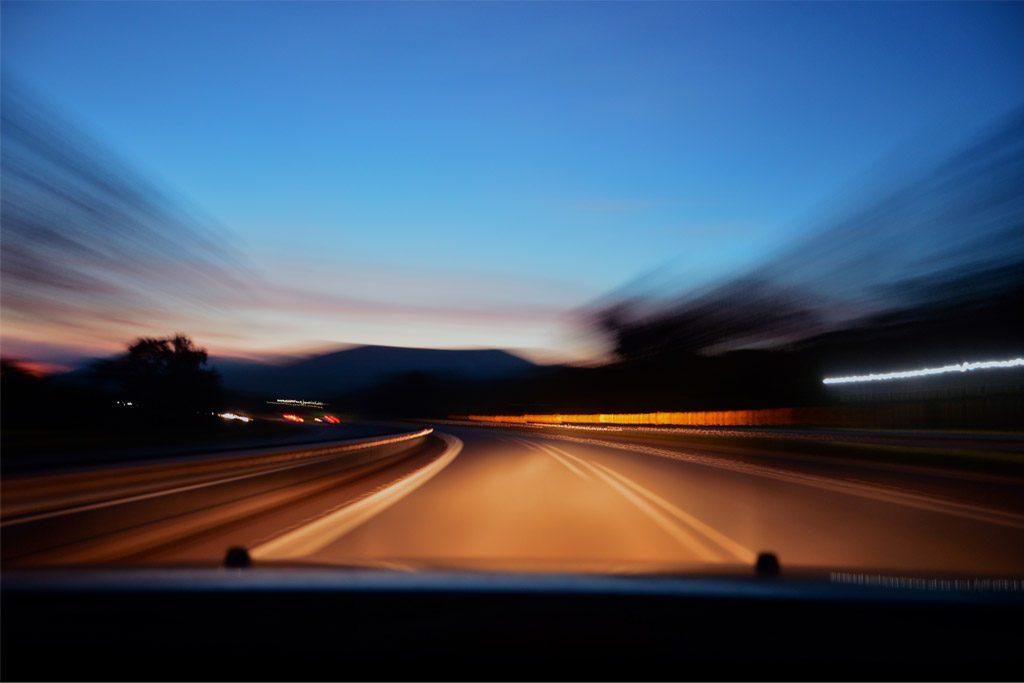 driving-sunrise