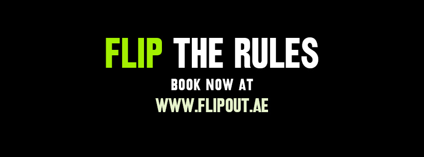flip out Dubai