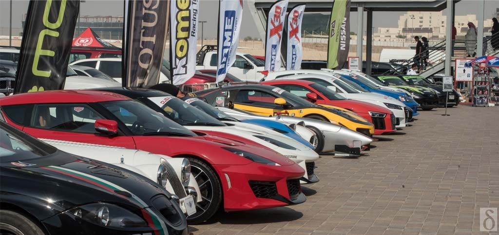 Emirates Motorsport Expo