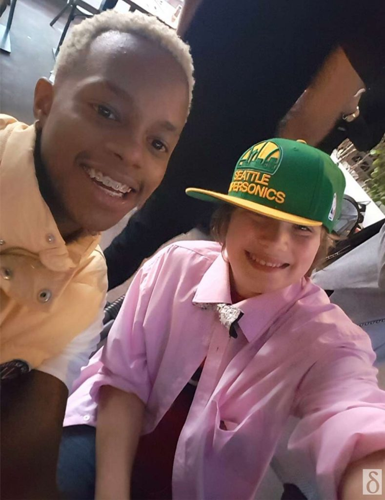 Silento in Dubai