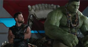 Thor Ragnarok Dubai Premiere